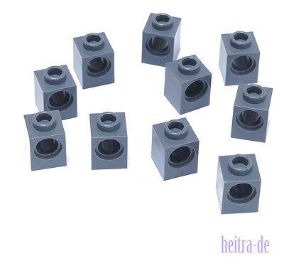 FARBAUSWAHL LEGO Technik 10x Stein 1x1 Noppen mit Loch 6541