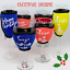 Personalised Christmas Wine /& Champagne Glass Coolers