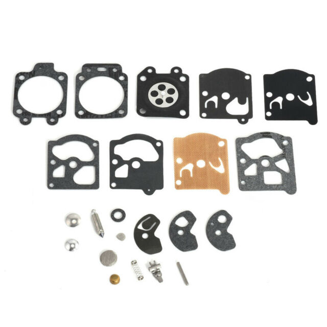HR- KQ_ Carburetor Repair Kit Carb Gasket Diaphragm for Walbro WA WT Series Acce