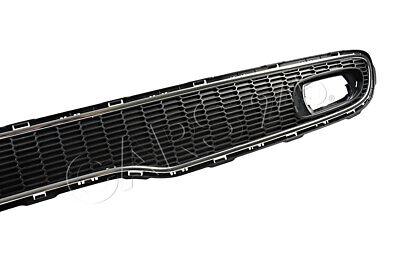 Genuine  MINI R56N R57N R58 R59 Coupe Rear Bumper Center Grille OEM 51127260590