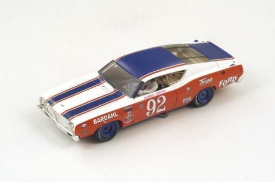 Ford Torino - B. Unser - 1st Pikes Peak 1969 Spark