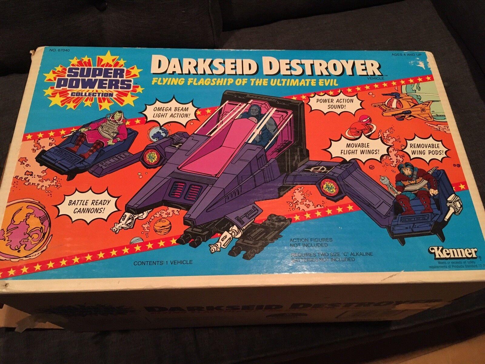 Darkseid Destroyer Super Powers box only