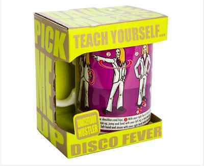 The disco fever Dance Mug Coffee  Cup Office  Gift Perfect for daggy dancers AU