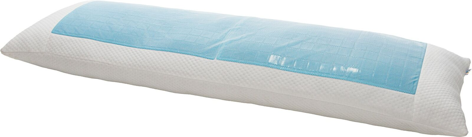 Mindful Design Adjustable Cooling Body Pillow Air Knit Cover For Sleep Support For Sale Online Ebay