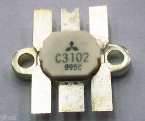 1pc-Mitsubishi-NPN-2SC3102-C3102-RF-Power-Transistor