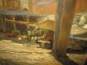 LIPPS-Richard-1857-Italienischer-Marktplatz