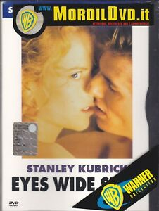 Dvd-EYES-WIDE-SHUT-di-Kubrick-con-Tom-Cruise-Nicole-Kidman-ediz-Snapper-nuovo