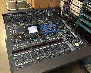 Yamaha DM2000VCM Digital Mixer Loader New