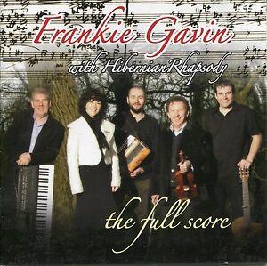 Frankie-Gavin-With-Hibernian-Rhapsody-The-Full-Score-CD-FREE-UK-P-amp-P