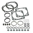 S&S Cycle - 90-9506 - Top End Gasket Kit, V-Series and T-Series 4-1/8in. Bore