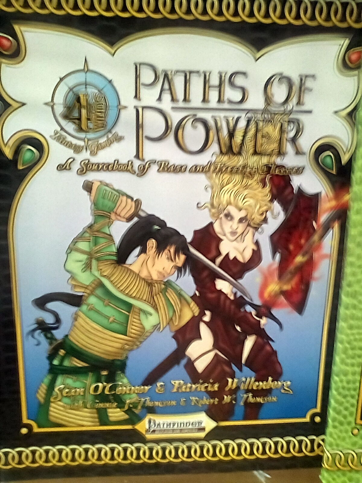Pathfinder Rpg  Paths Of Power - Roleplaying Pathfinder Rpg Roleplaying - 4 Winds 08a1e3