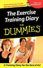 The Exercise Training Diary For Dummies by Allen St. John (Paperback, 2001)