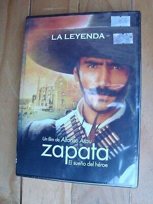 Zapata Alejandro Fernández Lucero Nuevo Dvd 1 Y 4 Código De Región Ebay