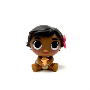 Funko Mystery Minis Disney Moana Young Baby Sitting with Shell Vinyl Figure