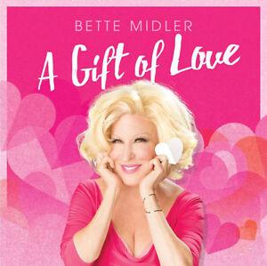 Bette-Midler-A-Gift-Of-Love-New-amp-Sealed-CD