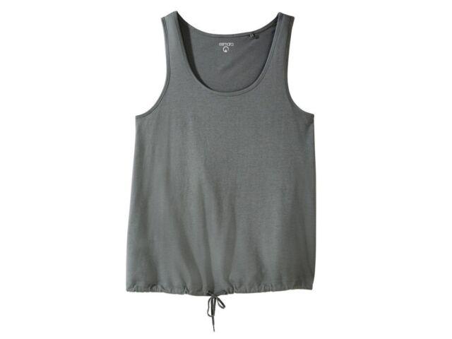 Esmara Damen Relax Top Shirt Fitness Sportshirt Yoga Wellness Top Sport