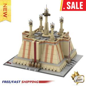 MOC-40522-THE-JEDl-TEMPLE-Building-Blocks-3421-PCS-Good-Quality-Bricks