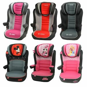 546037fc3e3 Nania R - Way Disney Child High Back Booster Car Seat - Group 2 3 4 ...