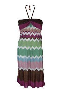 MISSONI-Lurex-Multi-Coloured-Striped-Halter-Dress-42