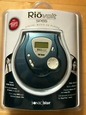 RioVolt SP50 Portable CD//MP3 Player