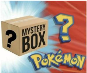 25 Pokemon Mystery Box Ebay