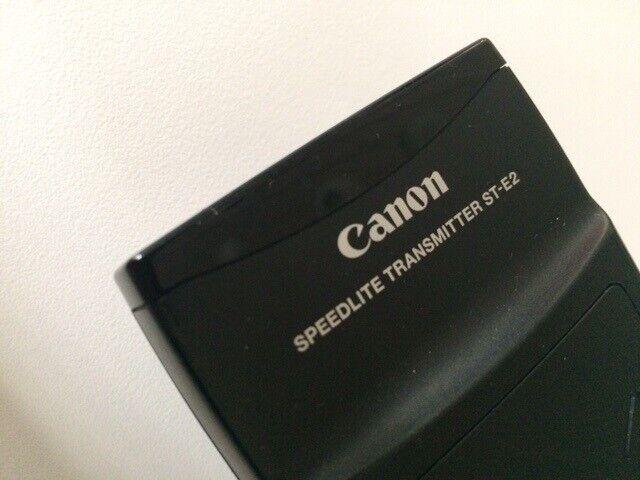 Canon, ST-E2, God