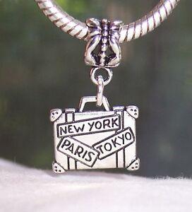 Suitcase-Paris-New-York-Tokyo-Travel-Luggage-Dangle-Charm-for-European-Bracelets