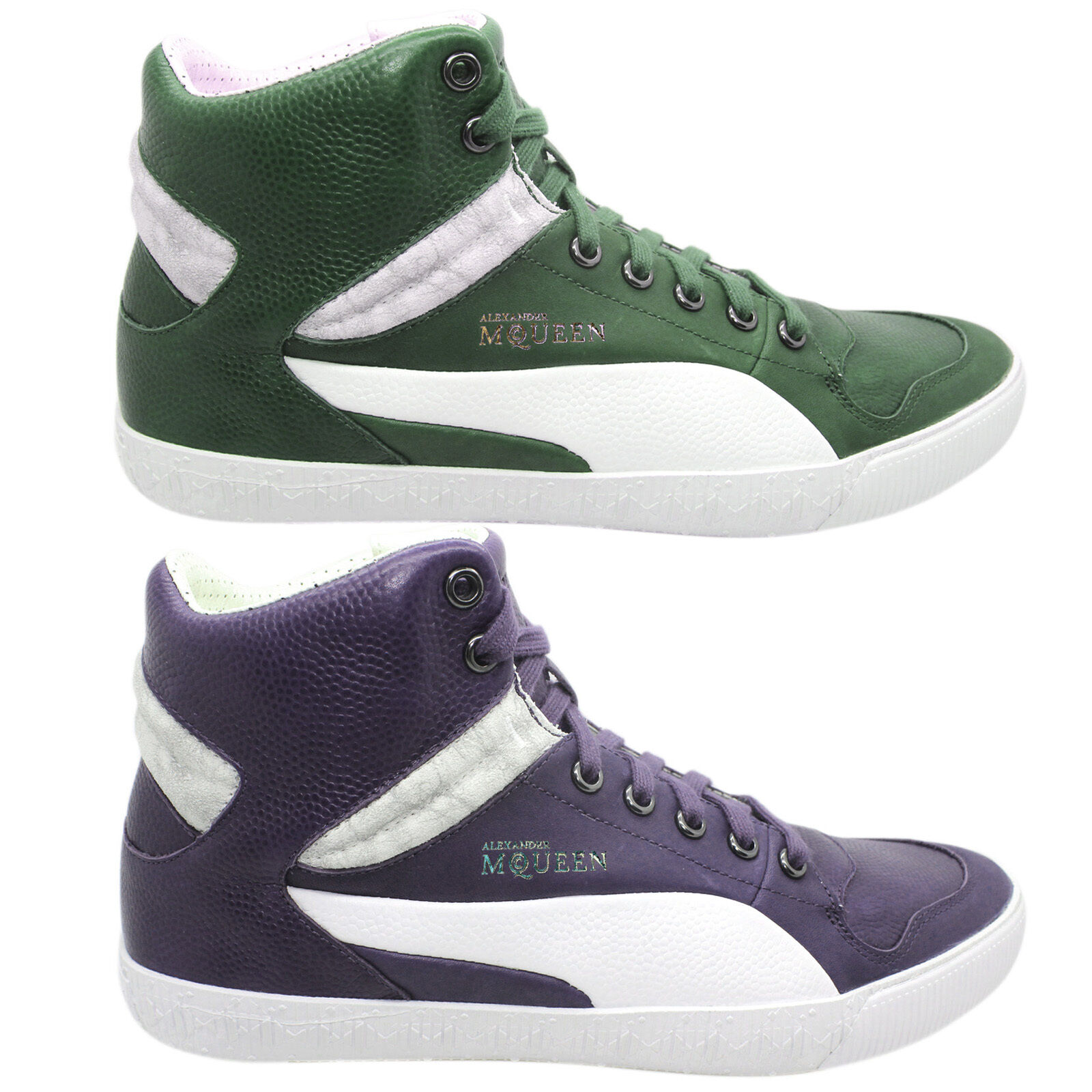 Puma AMQ Street Climb 3 Mid Trainers Mens Leather 355916 03 Price reduction 04 Price reduction