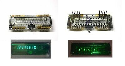 Clock ILC2-12//8L VFD Display Nixie Tube for Calculators Electronika MK-52 MK-61