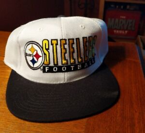 Image is loading New-Snapback-Starter-Pro-Line-PITTSBURGH-STEELERS-Football- 66b906ccf