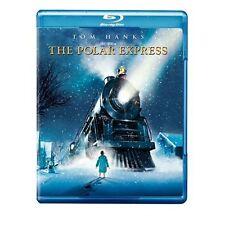 The Polar Express Blu Ray Tom Hanks Brand New Fast Post 7321900157032