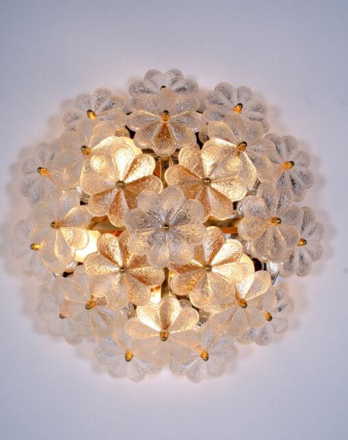 Christoph Palme 60er 60s 70s Wandlampe / Deckenlampe lamp lustre a 70 lampe