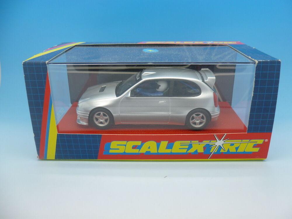 Scalextric C2160 edición limitada de 300, Corolla, untampod
