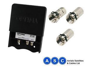 2-Way-Outdoor-External-Waterproof-TV-Aerial-Splitter