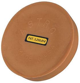 Pinstripe /& Glue Remover #400E Astro Pneumatic Smart Eraser Wheel