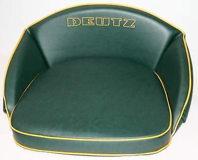 Sitzkissen für Bautz Traktor Trecker Schleppersitz