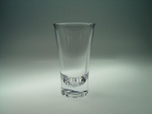 du vin verres Likörglas 6 pcs verre En Polycarbonate liqueur verres Shnapsglas