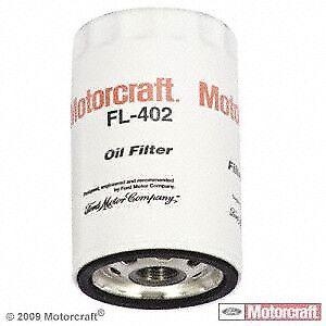 Motorcraft FL402 Oil Filter