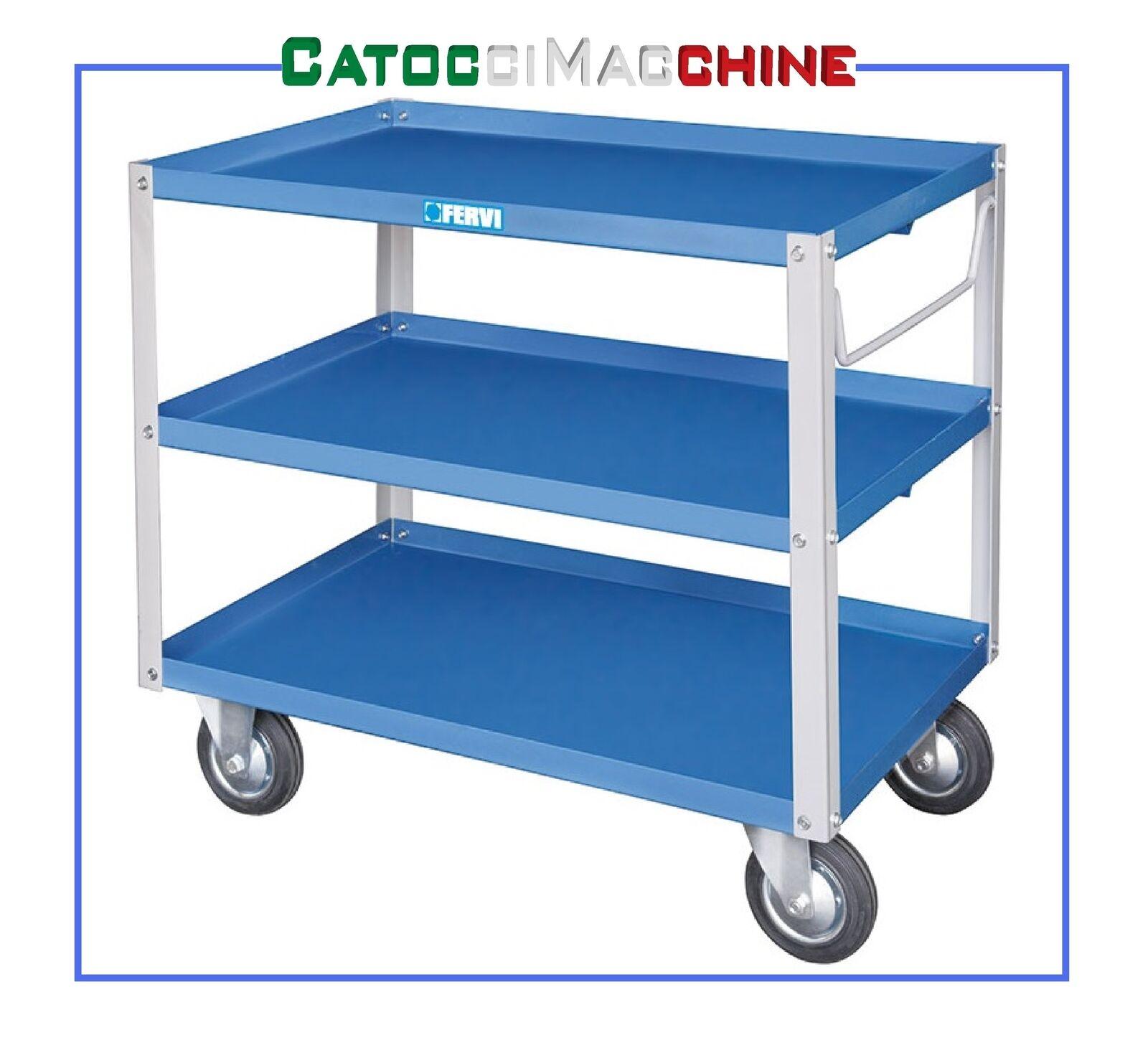 CARRELLO A TRE TRE TRE VASCHE FERVI C750 | Acquisti  | Alta qualità ed economico  | Prezzo speciale  570c93