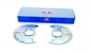 2x-spritzblech-va-disco-de-freno-chapa-para-VW-Transporter-t3-251407340a-251407339a