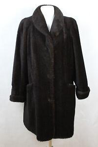 e Alpaca taglia 40 condizioni Mohair ottime Hahn cappotto swhair 42 donna Peter q50EA