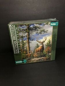 hautman brothers collection 1000 piece puzzle standing