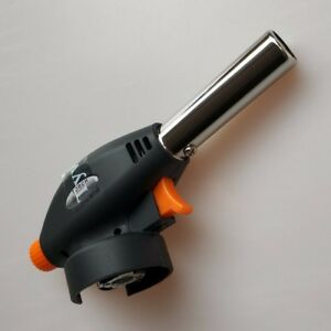 19mm Butane Gas Mini Blow Torch Lighter Kitchen Home Soldering Brazing BBQ Deal