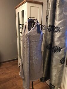 Karen Millen Limited Edition Beige Sequin Dress Size 10 NEW with tags RRP £199
