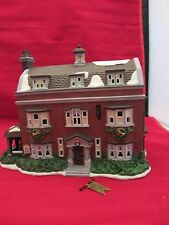 Dept 56 Dickens Village Gad's Hill Place 6th Edition 1997 #57535