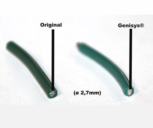 Begrenzungskabel Kabel 50m Worx Landroid WG754 WG799 Begrenzungs Draht Ø2,7mm