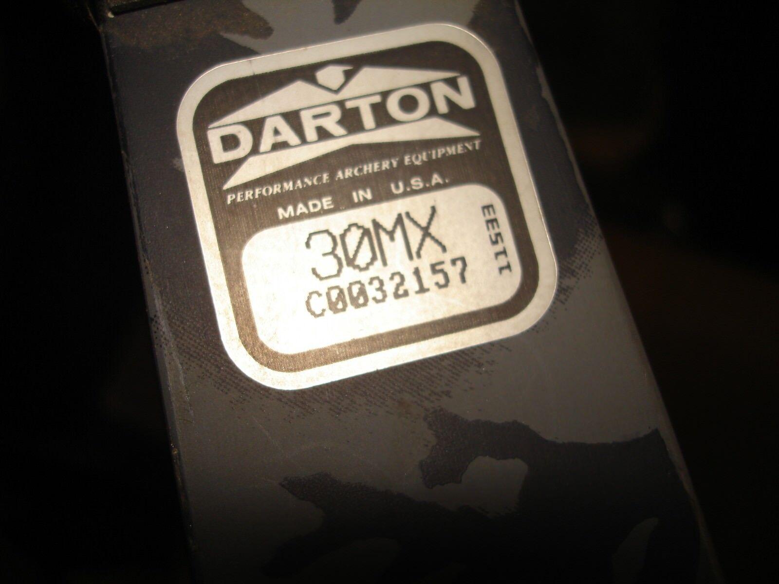 Darton arco compuesto 30mx Mano derecha RH agradable