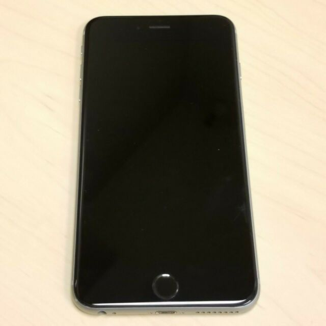 Apple iPhone 6s Plus - Space Gray (Locked) A1634