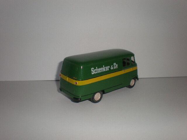 1 1 1 43 década de 1950 diferenciales Mercedes Benz L.319  Schenker & Co  hecho a mano d1706b