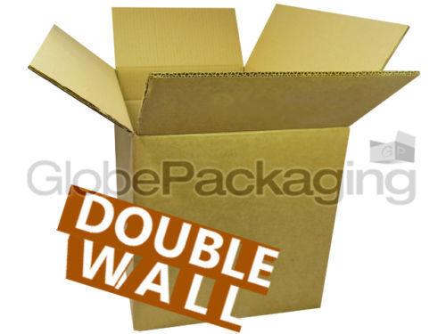 """1 x X-LARGE NEW D//W REMOVAL CARBOARD BOX 24x18x18/"""" VARI DEPTH"""